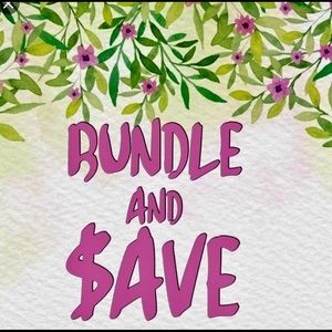 GREAT DEALS!!!! 20% off BUNDLES